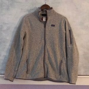 Patagonia Better Sweater Zip-Up